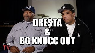 Dresta & BG Knocc Out Don't Believe Eazy-E Died from AIDS (Part 17)