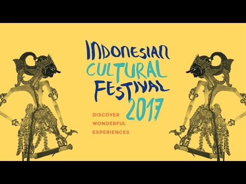Indonesia Cultural Festival PPI Greater Manchester 2017