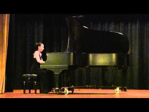 "00615 Tania Stavreva performs A. Vladigerov's ""Dilmano, Dilbero"" Variations, Op.2"