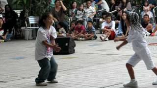 6月7日に行われたソロダンスバトル(小学3年生の部)、決勝戦です! Rio...