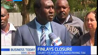 Court issues Interim Orders barring Finlays Limited from closing down their flower farms