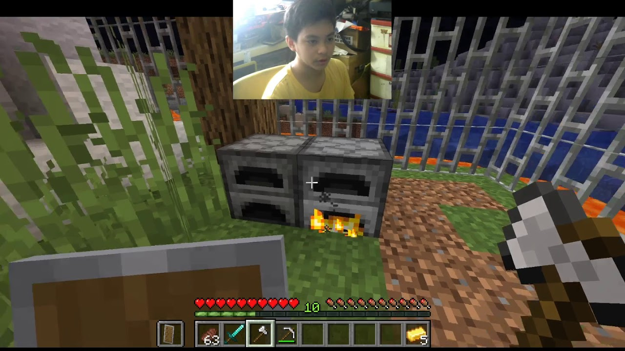 Minecraft Survival but its a Zombie Apocalypse Ep.12 - YouTube
