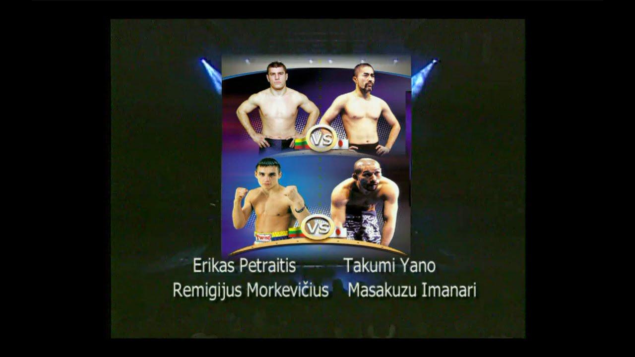 MMA BUSHIDO LEGENDS