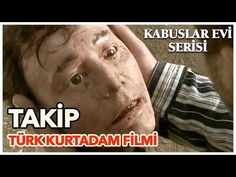 Takip - Türk Kurtadam Filmi (Tek Parça)