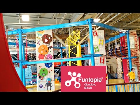 2-Minute Tour of Funtopia Glenview