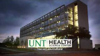 UNT Health Science Center ad on WFAA and www.fortworth.com