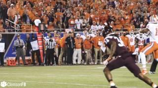Clemson Football || Most Exciting 25 Seconds ...