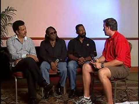 Commodores Interview - June 2007 - Allen, Texas - Pt. 2 of 3