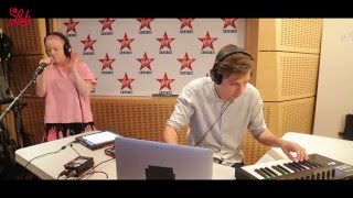 "FLUME en live dans Le Lab Virgin Radio ""Numb And Getting Colder"""
