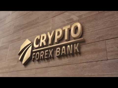 CRYPTO Forex Bank video presentation