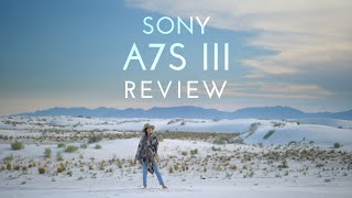 Sony A7sIII  My Extended Review