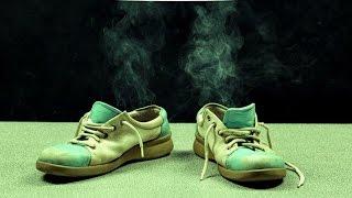 Как избавиться от запаха в обуви - даю полезные  советы