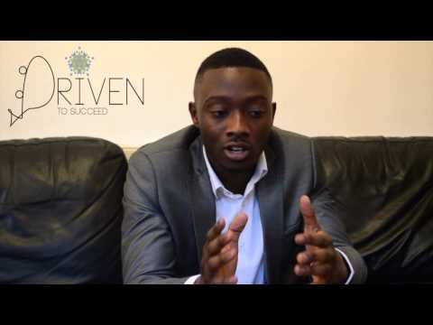 Project Driven To Succeed - Lee Stennett: Top tips on how to get a First Class