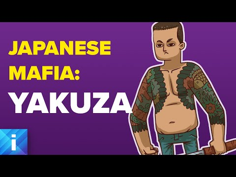 The Japanese Yakuza - Most Dangerous & Powerful Gangs In The