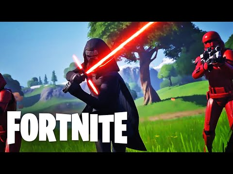 Fortnite X Star Wars - Official Gameplay Trailer