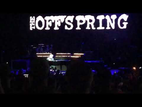 The Offspring - Gone Away - Live at The Rose Music Center