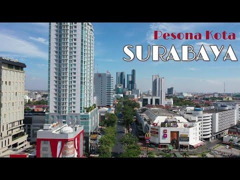 Pesona Kota Surabaya 2019,  Kota Terbesar Kedua di Indonesia