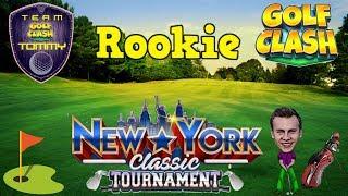 Golf Clash tips, Playthrough Hole 1-9 - City Park Edition! Tour 6 - US Champions!