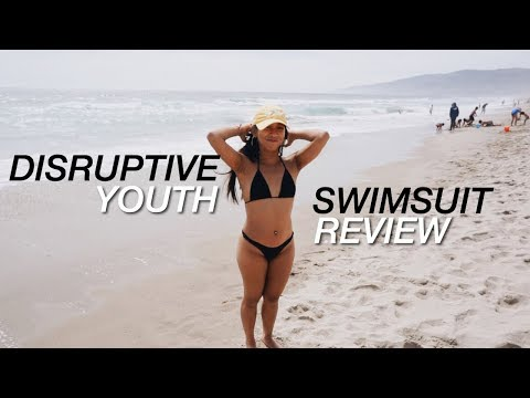 DISRUPTIVE YOUTH: Swimsuit Review ♡ Savannah Montano