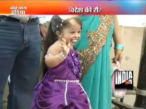 World's smallest girl Jyoti launches Guinness World ...
