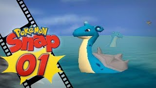 Pokémon Snap - Episode 1 | The Beach!