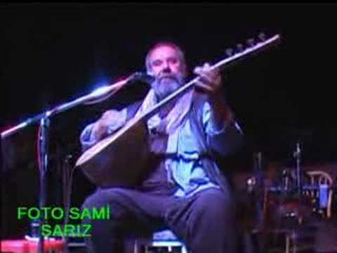 AşıK Sefai Yeni 2 Sarız Konseri avşar ve yörük fıkrası