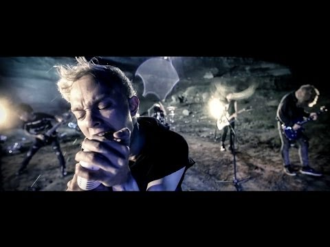 coldrain - Aware And Awake [Exclusive Lyric Video]