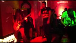 Alesia will Perish - The Greatest Failure of All Time ( Live at Marginalia 24-11-2012 )
