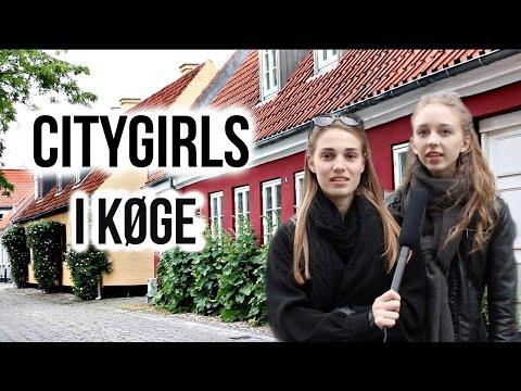 Citygirls - i Køge #1