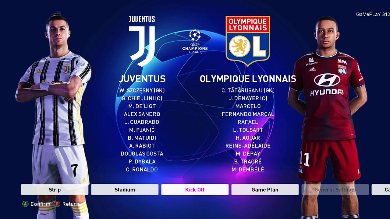Juventus vs. Lyon score: Live updates as UEFA Champions League ...