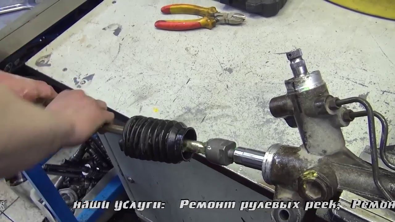 Рейка рулевая чери амулет ремонт бу запчасти на чери амулет в пензе