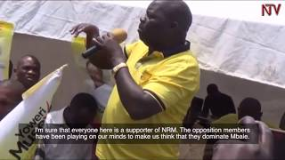 NRM celebrate win in Mbale, demand LC leaders