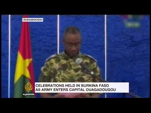 Burkina Faso army enters capital to disarm coup leaders