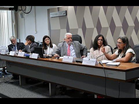 CCJ - Reforma da Previdência -TV Senado ao vivo - 21/08/2019