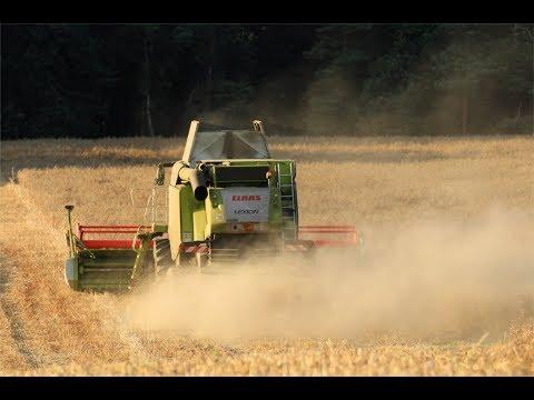 AGRO Chomutice - Žně řepky 2017