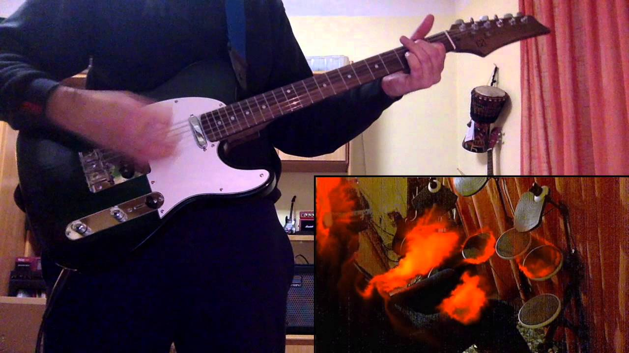 AC/DC - Highway To Hell full cover - YouTube