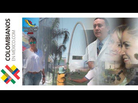 Lo mejor está de este lado - Colombianos en Tijuana
