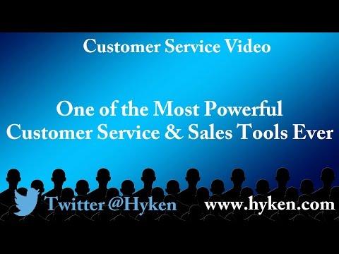 Harvey Mackay Most Powerful Customer...