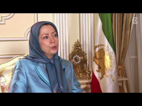 Maryam Rajavi-MEK Interview
