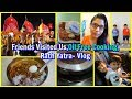 Friends Visited Us, Oil Free Cooking, Rath Yatra Vlog | SuperPrincessjo