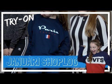 TRY-ON SHOPLOG JANUARI🛍 Subdued, H&M,...