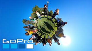 GoPro Cause: Rock Climbing with Outward Bound California