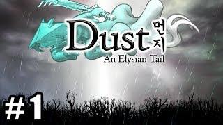 Dust: An Elysian Tail Ep.1 - El guerrero misterioso