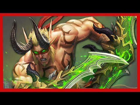 How Powerful Are Demon Hunters? - World of Warcraft Lore