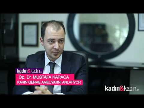 Op. Dr. Mustafa Karaca: Karın germe ameliyatı