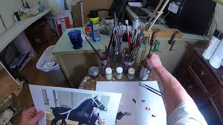 Oil Painting  - Basic Layer Part 7