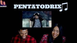 todrick hall pentatodrix reaction