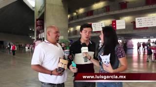 LOS SALUDOS PARA EL DR. GARCIA CHIVAS VS TIJUANA JORNADA 14 A-2014 OMNILIFE PARA WWW.LUISGARCIA.MX
