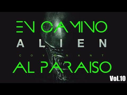 Alien : Covenant - Vol.10 - TEASER POSTER -  NEWS - CRÍTICA - NOTICIAS - REVIEW - John Doe - 2017