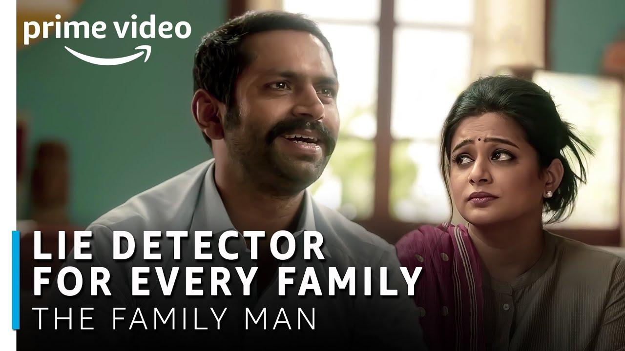 Download Lie Detector for Every Family | The Family Man | Manoj Bajpayee, Sharib Hashmi, Priyamani